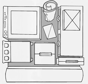 UPS fedex DHL shipping and storage sumas abbottsford